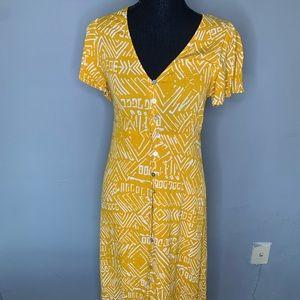 Ladies tribal print dress